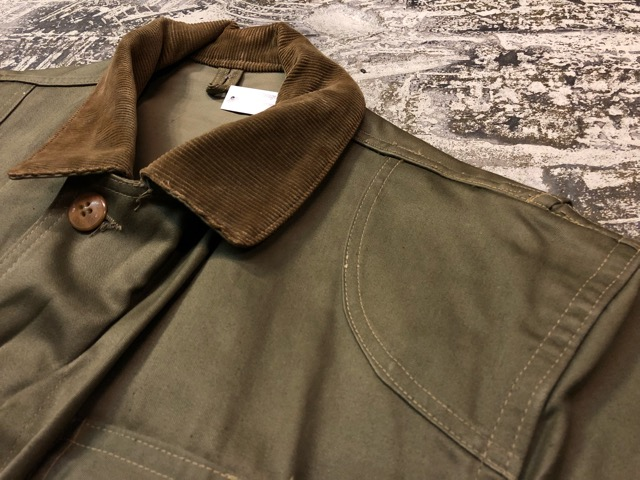 10月3日(水)大阪店冬物ヴィンテージ入荷!#5 Outdoor&Hunting編!!30\'s Wool Sports Coat&BAUER DOWN !!_c0078587_19541220.jpg