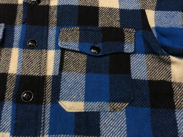 10月3日(水)大阪店冬物ヴィンテージ入荷!#5 Outdoor&Hunting編!!30\'s Wool Sports Coat&BAUER DOWN !!_c0078587_20111641.jpg