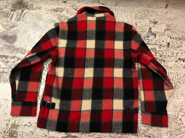 10月3日(水)大阪店冬物ヴィンテージ入荷!#5 Outdoor&Hunting編!!30\'s Wool Sports Coat&BAUER DOWN !!_c0078587_204337.jpg