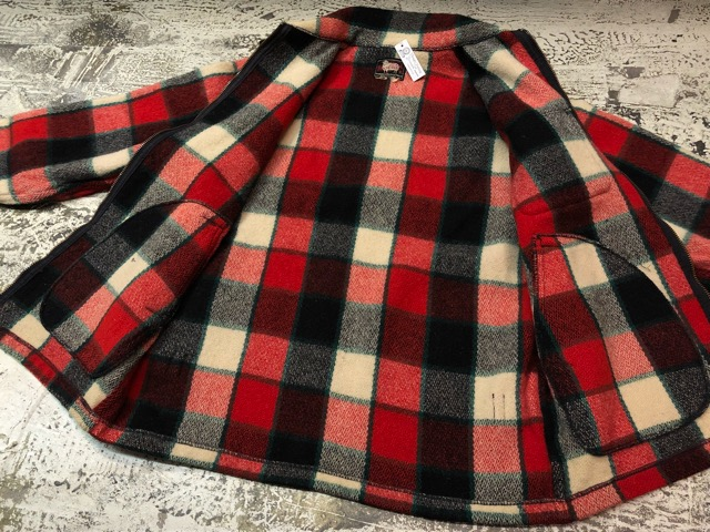 10月3日(水)大阪店冬物ヴィンテージ入荷!#5 Outdoor&Hunting編!!30\'s Wool Sports Coat&BAUER DOWN !!_c0078587_205718.jpg