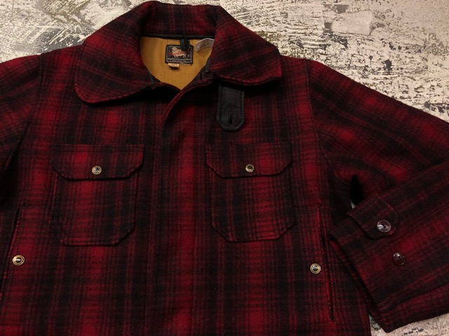 10月3日(水)大阪店冬物ヴィンテージ入荷!#5 Outdoor&Hunting編!!30\'s Wool Sports Coat&BAUER DOWN !!_c0078587_2075822.jpg