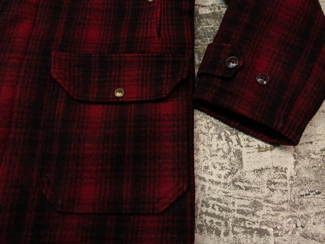10月3日(水)大阪店冬物ヴィンテージ入荷!#5 Outdoor&Hunting編!!30\'s Wool Sports Coat&BAUER DOWN !!_c0078587_20852100.jpg