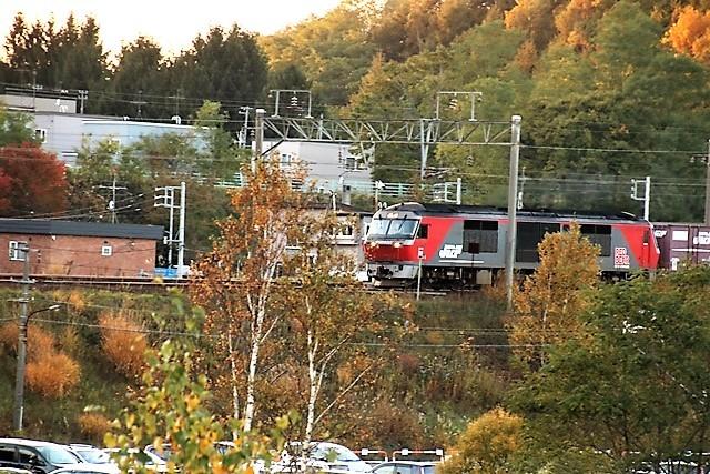 藤田八束の鉄道写真@今年出会った素敵な鉄道写真、貨物列車の写真を紹介・・・貨物列車、リゾート列車、四季島など_d0181492_22180050.jpg