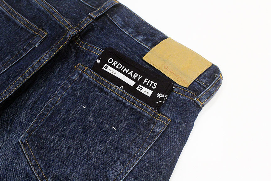 "Ordinary fits (オーディナリーフィッツ) "" 5POCKET ANKLE DENIM \""_b0122806_12565945.jpg"