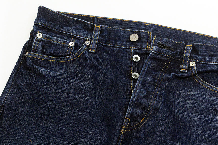 "Ordinary fits (オーディナリーフィッツ) "" 5POCKET ANKLE DENIM \""_b0122806_12570320.jpg"