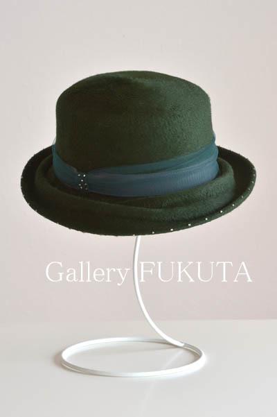 昨日で「秋冬の洋服と帽子」展終了致しました。_c0161127_12283604.jpg