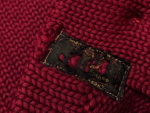 10月3日(水)大阪店冬物ヴィンテージ入荷!#8 アスレチックニット編!!Lettered Cardigan&Sweater!!_c0078587_2354992.jpg