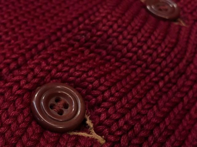 10月3日(水)大阪店冬物ヴィンテージ入荷!#8 アスレチックニット編!!Lettered Cardigan&Sweater!!_c0078587_2361053.jpg