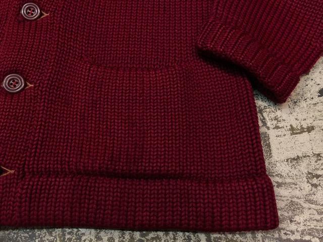 10月3日(水)大阪店冬物ヴィンテージ入荷!#8 アスレチックニット編!!Lettered Cardigan&Sweater!!_c0078587_2361799.jpg