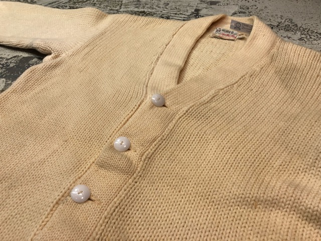 10月3日(水)大阪店冬物ヴィンテージ入荷!#8 アスレチックニット編!!Lettered Cardigan&Sweater!!_c0078587_2381478.jpg