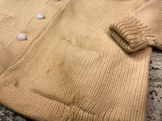 10月3日(水)大阪店冬物ヴィンテージ入荷!#8 アスレチックニット編!!Lettered Cardigan&Sweater!!_c0078587_238893.jpg