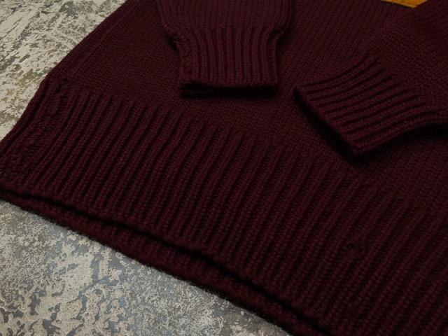 10月3日(水)大阪店冬物ヴィンテージ入荷!#8 アスレチックニット編!!Lettered Cardigan&Sweater!!_c0078587_239418.jpg