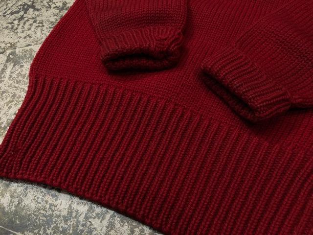 10月3日(水)大阪店冬物ヴィンテージ入荷!#8 アスレチックニット編!!Lettered Cardigan&Sweater!!_c0078587_240288.jpg