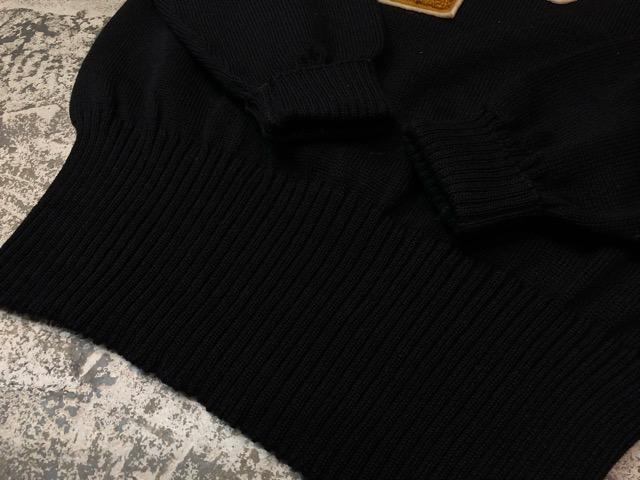 10月3日(水)大阪店冬物ヴィンテージ入荷!#8 アスレチックニット編!!Lettered Cardigan&Sweater!!_c0078587_242866.jpg