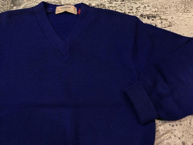 10月3日(水)大阪店冬物ヴィンテージ入荷!#8 アスレチックニット編!!Lettered Cardigan&Sweater!!_c0078587_244563.jpg