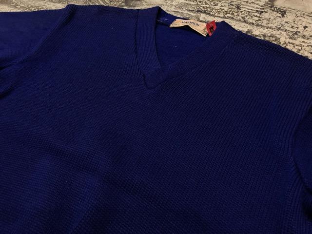10月3日(水)大阪店冬物ヴィンテージ入荷!#8 アスレチックニット編!!Lettered Cardigan&Sweater!!_c0078587_2451674.jpg