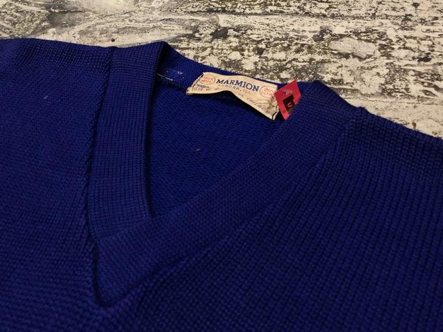 10月3日(水)大阪店冬物ヴィンテージ入荷!#8 アスレチックニット編!!Lettered Cardigan&Sweater!!_c0078587_245246.jpg