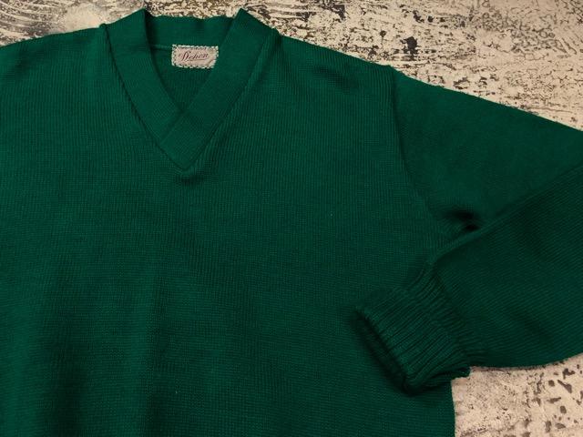 10月3日(水)大阪店冬物ヴィンテージ入荷!#8 アスレチックニット編!!Lettered Cardigan&Sweater!!_c0078587_2454213.jpg