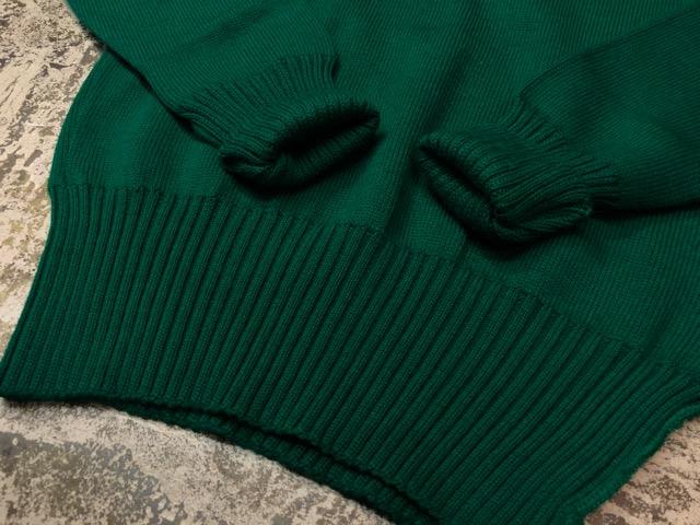 10月3日(水)大阪店冬物ヴィンテージ入荷!#8 アスレチックニット編!!Lettered Cardigan&Sweater!!_c0078587_2455575.jpg