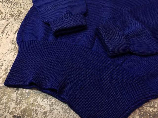 10月3日(水)大阪店冬物ヴィンテージ入荷!#8 アスレチックニット編!!Lettered Cardigan&Sweater!!_c0078587_245870.jpg