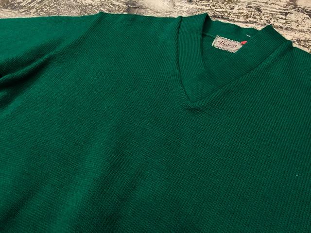 10月3日(水)大阪店冬物ヴィンテージ入荷!#8 アスレチックニット編!!Lettered Cardigan&Sweater!!_c0078587_246196.jpg