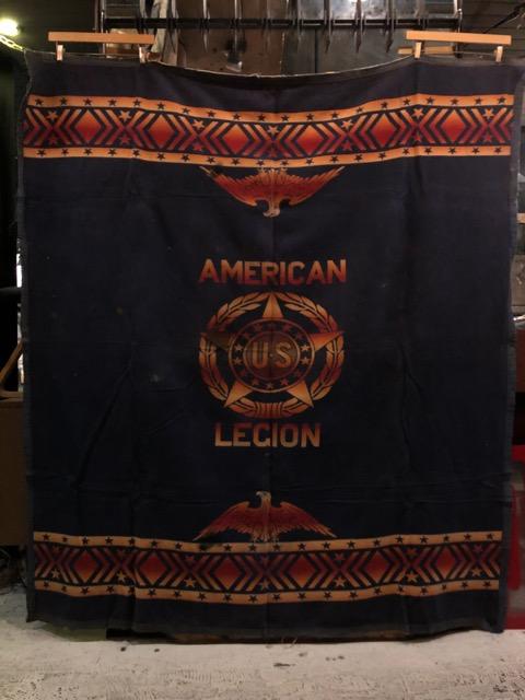 10月3日(水)大阪店冬物ヴィンテージ入荷!#10 U.S.Army編!!~30\'s Military Beacon Blanket by Champion Knitwear Mills!!_c0078587_3273922.jpg