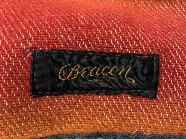 10月3日(水)大阪店冬物ヴィンテージ入荷!#10 U.S.Army編!!~30\'s Military Beacon Blanket by Champion Knitwear Mills!!_c0078587_3275331.jpg