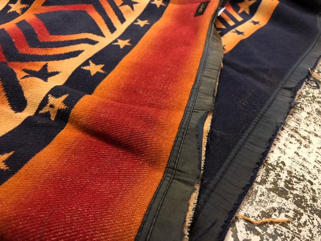 10月3日(水)大阪店冬物ヴィンテージ入荷!#10 U.S.Army編!!~30\'s Military Beacon Blanket by Champion Knitwear Mills!!_c0078587_3281686.jpg