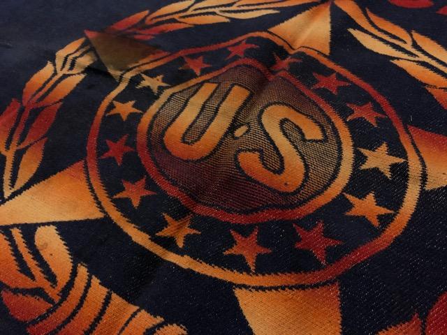 10月3日(水)大阪店冬物ヴィンテージ入荷!#10 U.S.Army編!!~30\'s Military Beacon Blanket by Champion Knitwear Mills!!_c0078587_328518.jpg