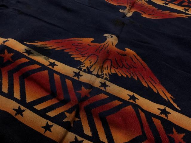 10月3日(水)大阪店冬物ヴィンテージ入荷!#10 U.S.Army編!!~30\'s Military Beacon Blanket by Champion Knitwear Mills!!_c0078587_3285769.jpg