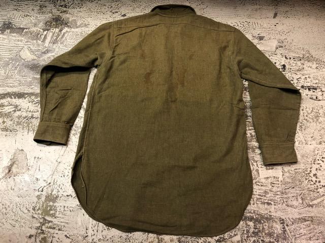 10月3日(水)大阪店冬物ヴィンテージ入荷!#10 U.S.Army編!!~30\'s Military Beacon Blanket by Champion Knitwear Mills!!_c0078587_3293433.jpg