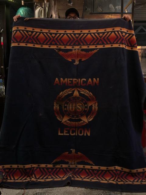 10月3日(水)大阪店冬物ヴィンテージ入荷!#10 U.S.Army編!!~30\'s Military Beacon Blanket by Champion Knitwear Mills!!_c0078587_329640.jpg