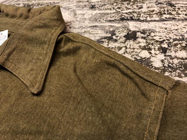 10月3日(水)大阪店冬物ヴィンテージ入荷!#10 U.S.Army編!!~30\'s Military Beacon Blanket by Champion Knitwear Mills!!_c0078587_3301467.jpg