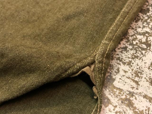 10月3日(水)大阪店冬物ヴィンテージ入荷!#10 U.S.Army編!!~30\'s Military Beacon Blanket by Champion Knitwear Mills!!_c0078587_3302740.jpg