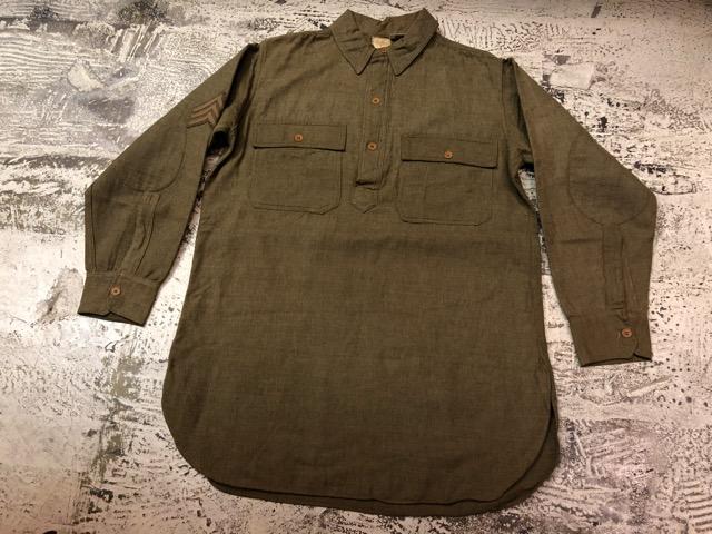 10月3日(水)大阪店冬物ヴィンテージ入荷!#10 U.S.Army編!!~30\'s Military Beacon Blanket by Champion Knitwear Mills!!_c0078587_3311536.jpg