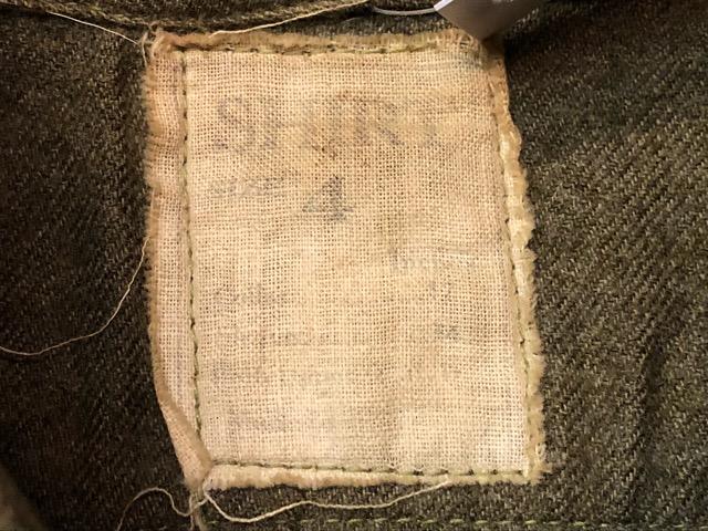 10月3日(水)大阪店冬物ヴィンテージ入荷!#10 U.S.Army編!!~30\'s Military Beacon Blanket by Champion Knitwear Mills!!_c0078587_3313271.jpg