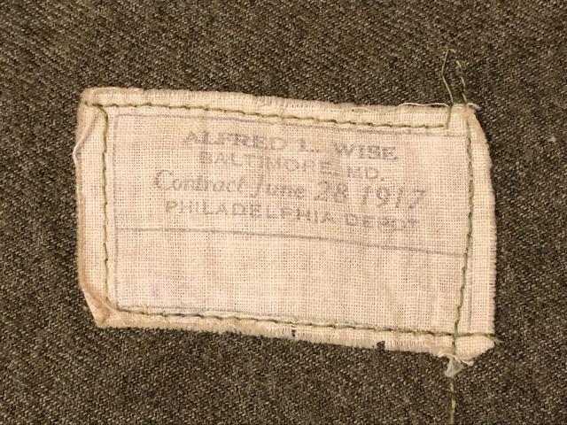 10月3日(水)大阪店冬物ヴィンテージ入荷!#10 U.S.Army編!!~30\'s Military Beacon Blanket by Champion Knitwear Mills!!_c0078587_3313844.jpg