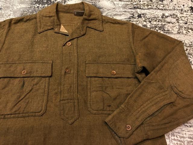 10月3日(水)大阪店冬物ヴィンテージ入荷!#10 U.S.Army編!!~30\'s Military Beacon Blanket by Champion Knitwear Mills!!_c0078587_3325949.jpg