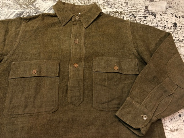 10月3日(水)大阪店冬物ヴィンテージ入荷!#10 U.S.Army編!!~30\'s Military Beacon Blanket by Champion Knitwear Mills!!_c0078587_3332156.jpg