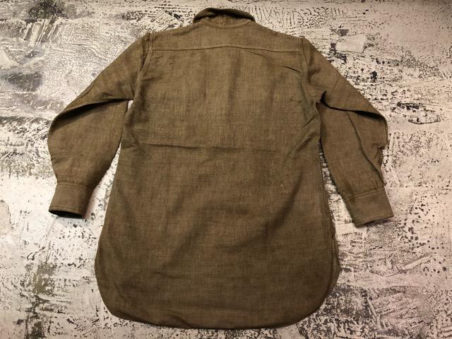 10月3日(水)大阪店冬物ヴィンテージ入荷!#10 U.S.Army編!!~30\'s Military Beacon Blanket by Champion Knitwear Mills!!_c0078587_3333534.jpg