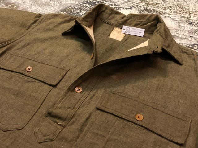 10月3日(水)大阪店冬物ヴィンテージ入荷!#10 U.S.Army編!!~30\'s Military Beacon Blanket by Champion Knitwear Mills!!_c0078587_3353150.jpg