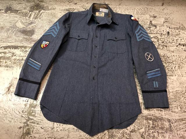 10月3日(水)大阪店冬物ヴィンテージ入荷!#10 U.S.Army編!!~30\'s Military Beacon Blanket by Champion Knitwear Mills!!_c0078587_3354318.jpg