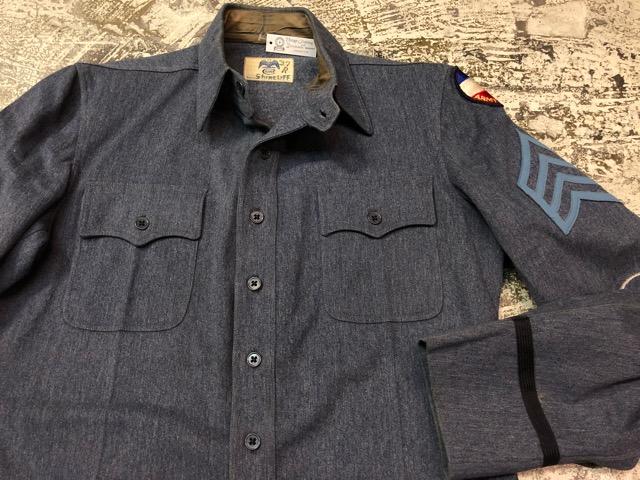 10月3日(水)大阪店冬物ヴィンテージ入荷!#10 U.S.Army編!!~30\'s Military Beacon Blanket by Champion Knitwear Mills!!_c0078587_3361631.jpg