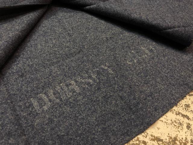 10月3日(水)大阪店冬物ヴィンテージ入荷!#10 U.S.Army編!!~30\'s Military Beacon Blanket by Champion Knitwear Mills!!_c0078587_3371752.jpg