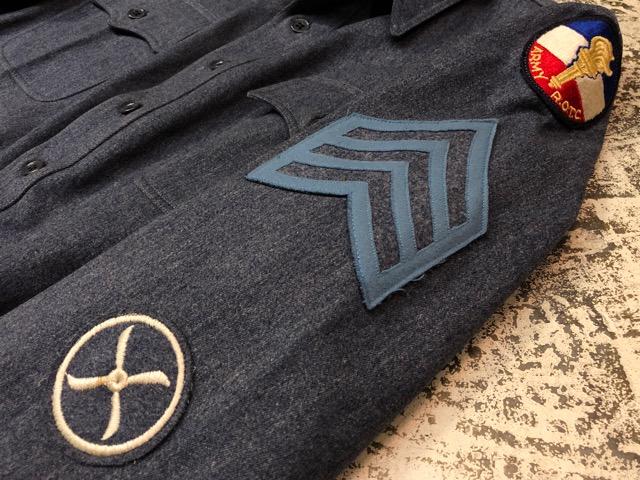 10月3日(水)大阪店冬物ヴィンテージ入荷!#10 U.S.Army編!!~30\'s Military Beacon Blanket by Champion Knitwear Mills!!_c0078587_33759.jpg