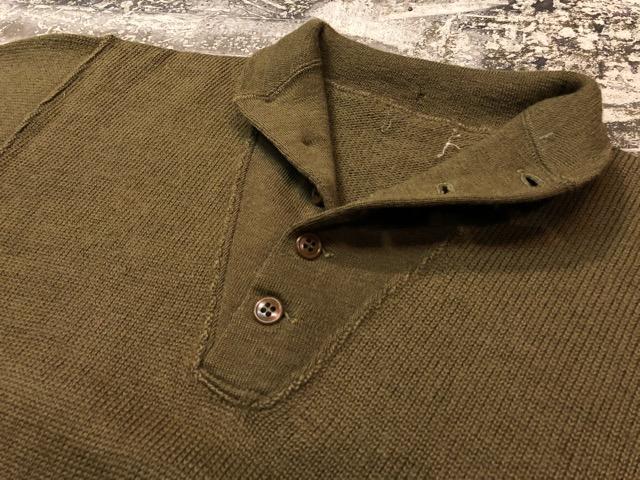 10月3日(水)大阪店冬物ヴィンテージ入荷!#10 U.S.Army編!!~30\'s Military Beacon Blanket by Champion Knitwear Mills!!_c0078587_3472165.jpg
