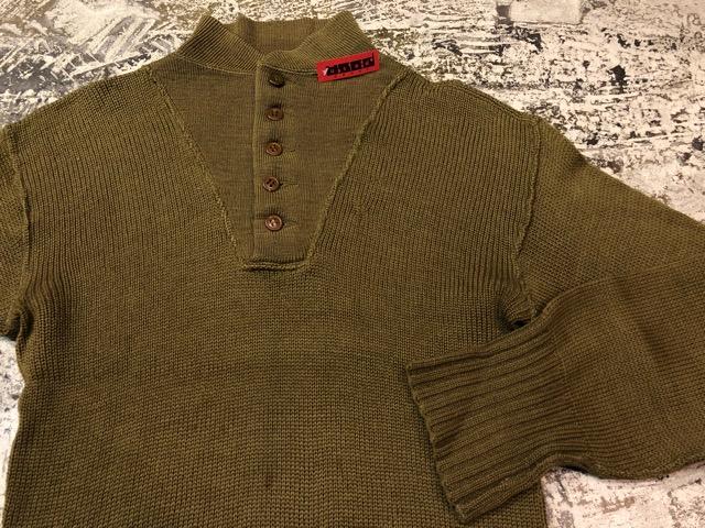 10月3日(水)大阪店冬物ヴィンテージ入荷!#10 U.S.Army編!!~30\'s Military Beacon Blanket by Champion Knitwear Mills!!_c0078587_348348.jpg
