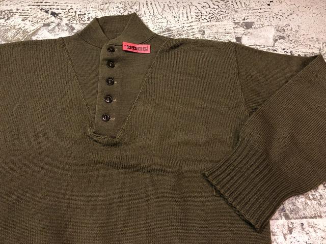 10月3日(水)大阪店冬物ヴィンテージ入荷!#10 U.S.Army編!!~30\'s Military Beacon Blanket by Champion Knitwear Mills!!_c0078587_3485960.jpg