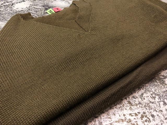 10月3日(水)大阪店冬物ヴィンテージ入荷!#10 U.S.Army編!!~30\'s Military Beacon Blanket by Champion Knitwear Mills!!_c0078587_349153.jpg
