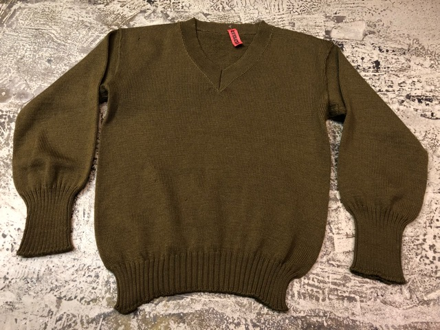 10月3日(水)大阪店冬物ヴィンテージ入荷!#10 U.S.Army編!!~30\'s Military Beacon Blanket by Champion Knitwear Mills!!_c0078587_3493222.jpg